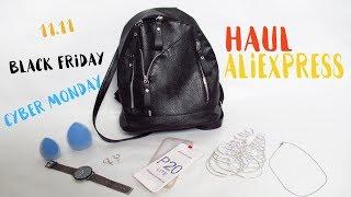 Haul Aliexpress | 11.11| Black Friday | Cyber Monday