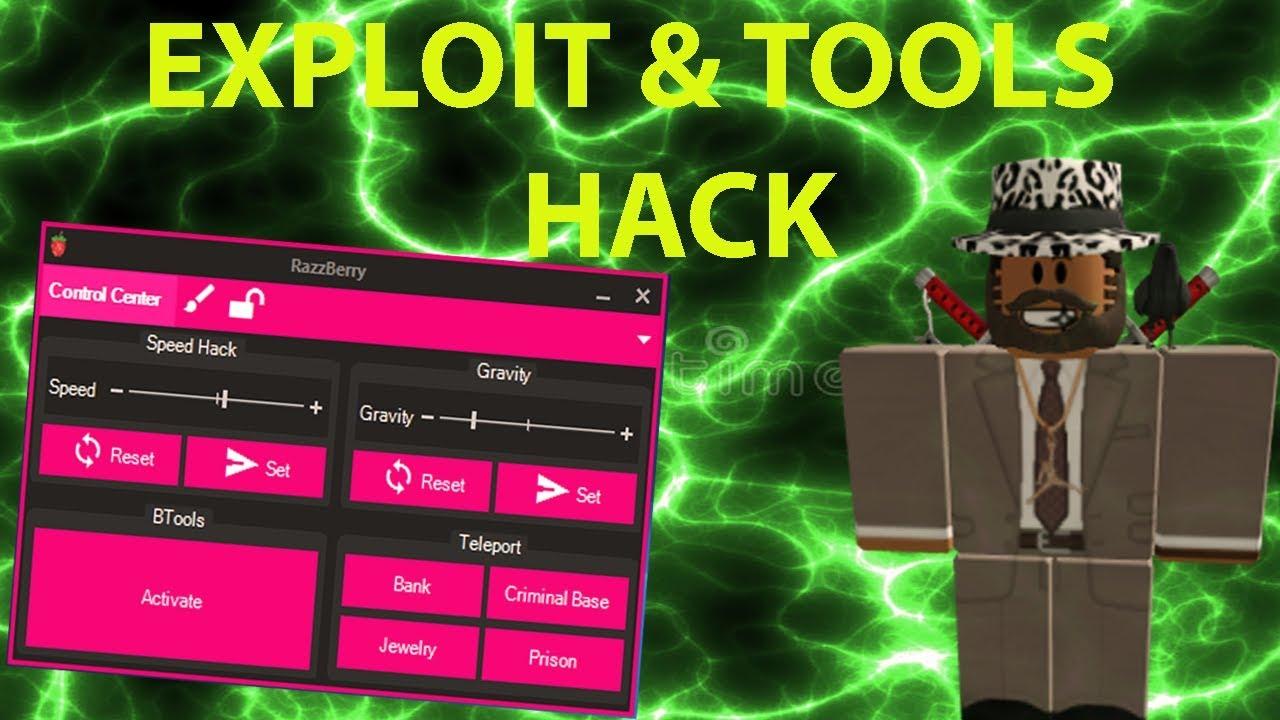 ROBLOX EXPLOIT RazzBerry & Tools Hack 2018