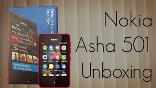 Nokia Asha 501 Unboxing - Indian Retail Unit - Most Smart Asha Phone - PhoneRadar