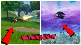 Become Fully Invisible In Fortnite (New) Fortnite Glitches Season 6 PS4/Xbox one 2018