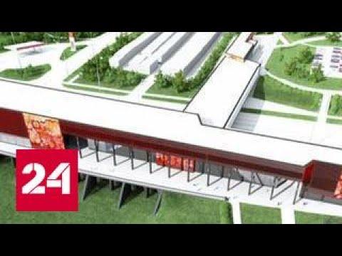 """Строительство станции метро """"Мичуринский проспект"""" близится к завершению"""