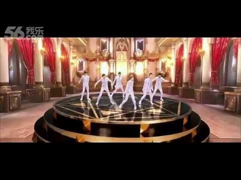 Shining in the night  (QQ Dance2) MV - 2PM