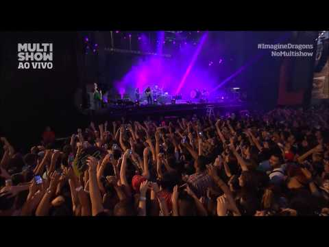Imagine Dragons - The River - Lollapalooza Brazil 2014 [HD 1080i]