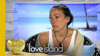 Sophie Emotionally Tells Tom That He's The One For Her - Love Island 2016