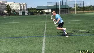 Charlie Duke Lacrosse