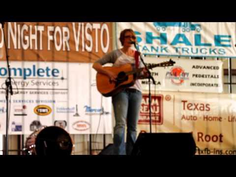 California - Jessi Lynn live at Concert for VISTO 2014