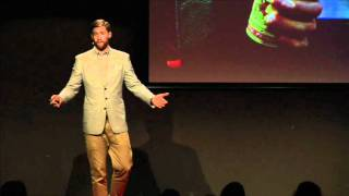 TEDxMelbourne - Simon Griffiths - Changing the world with beer and toilet paper