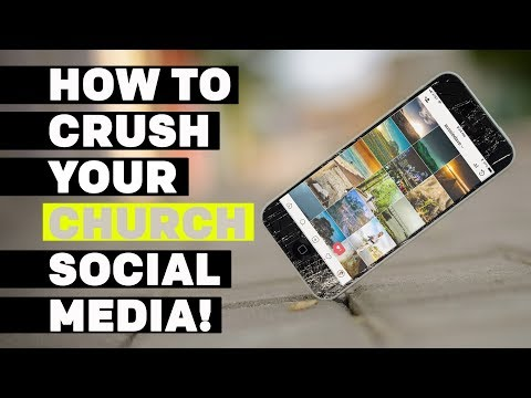 Tips To Crush Your Church Social Media