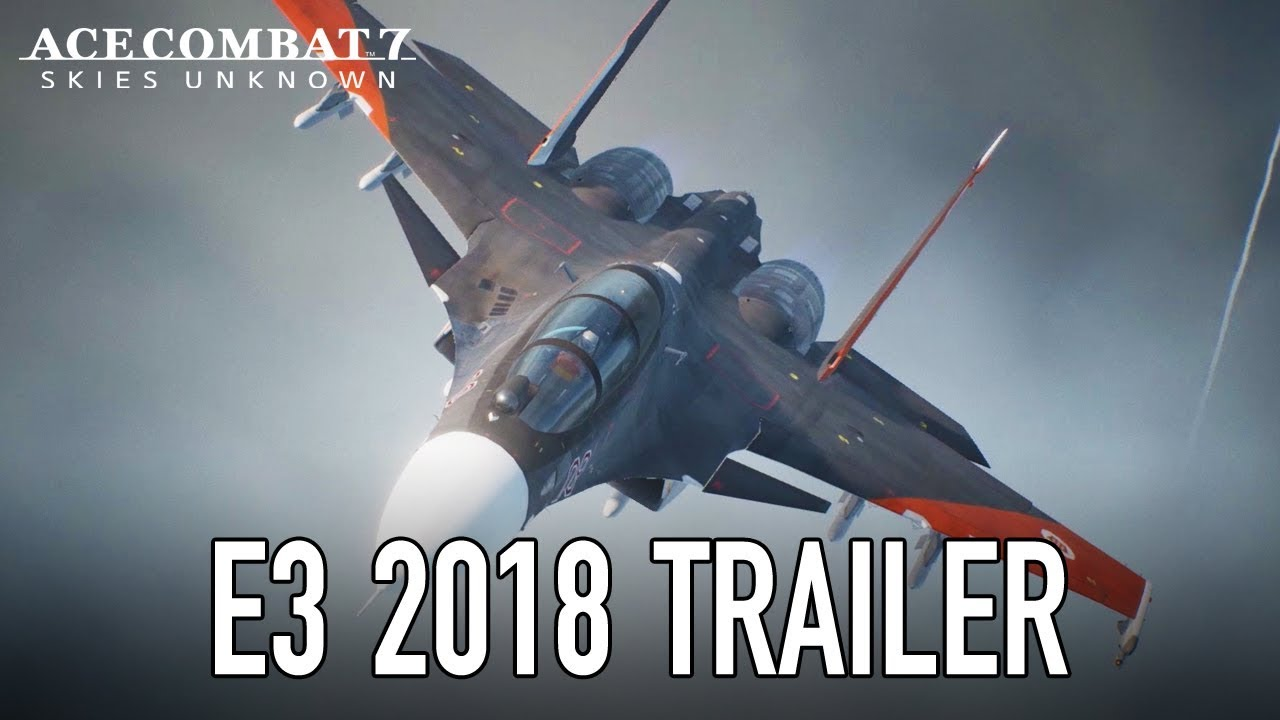 Ace Combat 7 hands-on and interview – riding back into the