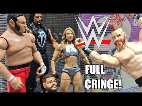 WWE ACTION INSIDER: Mattel Superstars Series 65 FULL SET FULL CRINGE Wrestling Figure Review