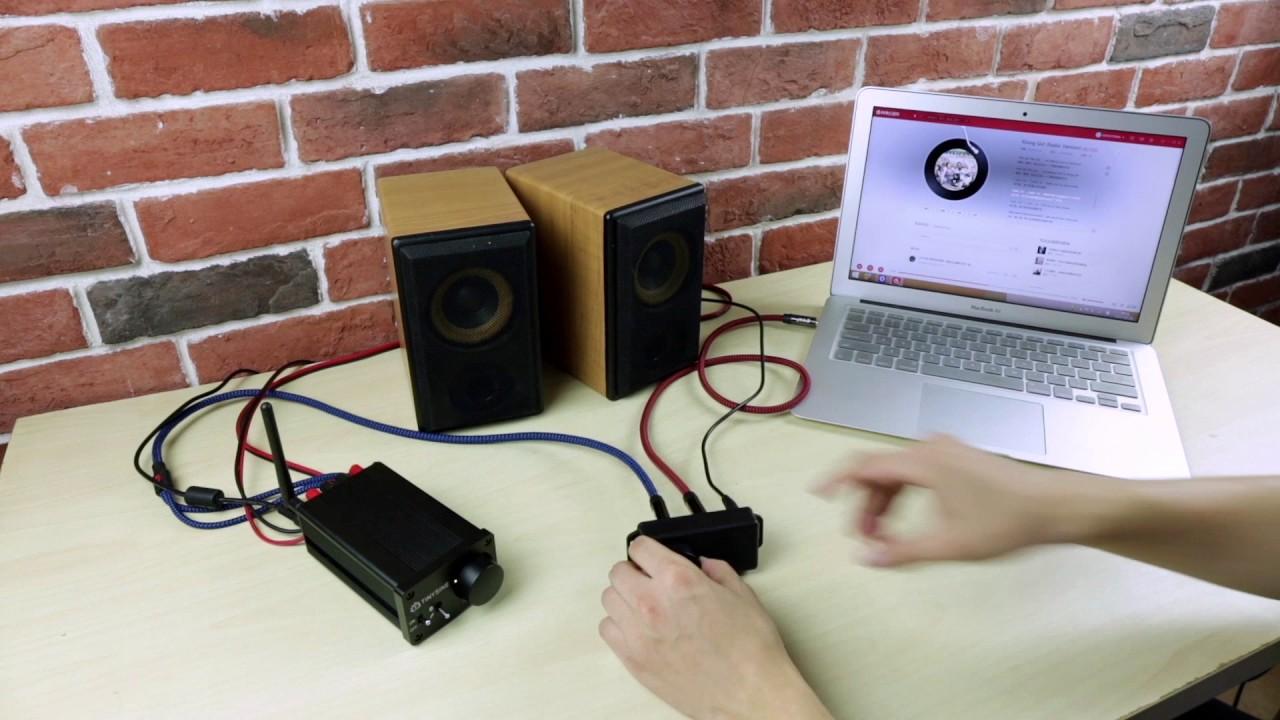 TSA1110 Bluetooth Remote Audio Volume control board