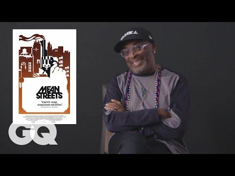 Spike Lee Breaks Down His Film Heroes  GQ