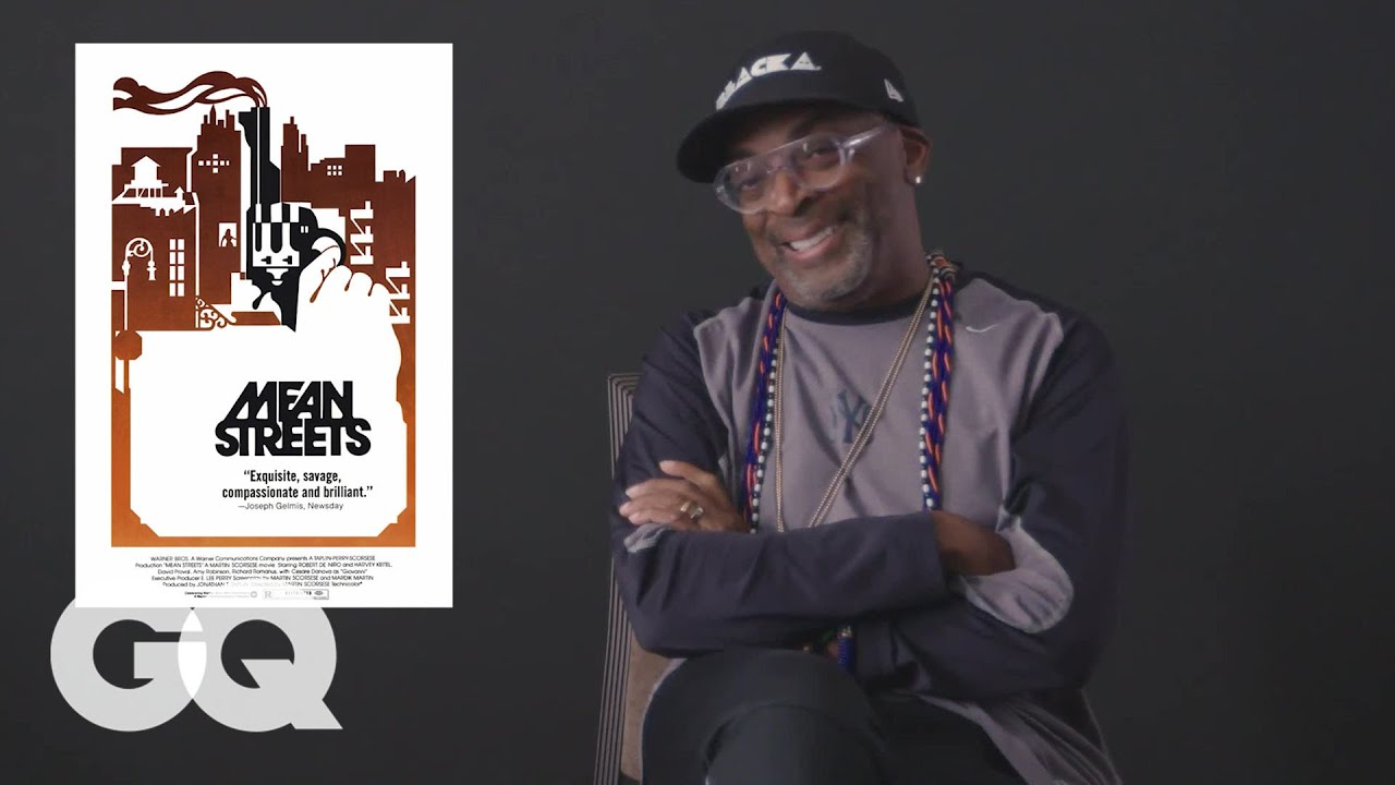 Spike Lee Breaks Down His Film Heroes