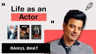 Life as an Actor | Rahul Bhat Interview | Diorama IFF