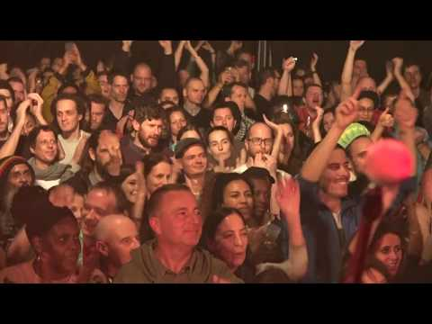 KEN BOOTHE live in Vienna 20171029 (private STAGE VIEW)