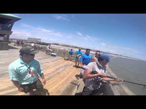 Folly Beach Pier Fishing 1