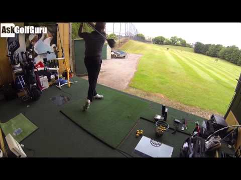 LIve Golf Lesson Improving Strike with Face Control