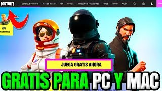 DOWNLOAD FORTNITE FOR PC & MAC FOR FREE ? LATEST VERSION 2018 ? MEGA AND MEDIAFIRE