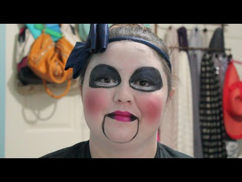 Makeup For China Doll Costume - Mugeek Vidalondon
