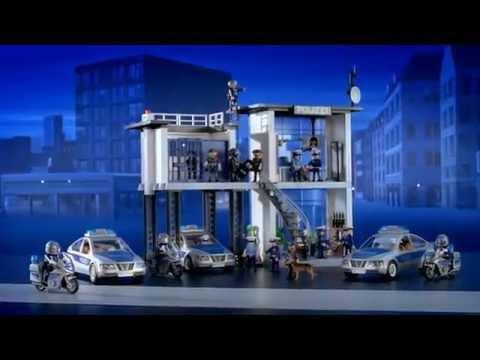 Toys Center Italia - Playmobil Stazione di Polizia