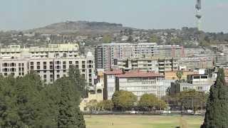 Guided Tour of Pretoria