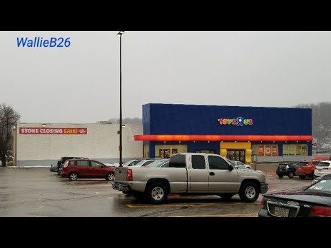 Toys R Us Closing In Ross Township, Pa