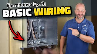 DIY Bathroom Wiring | How To Run Electrical