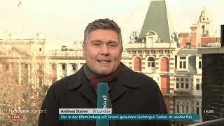Andreas Stamm zum weiteren Ablauf nach Ablehnung des Brexit-Deals am 21.01.19