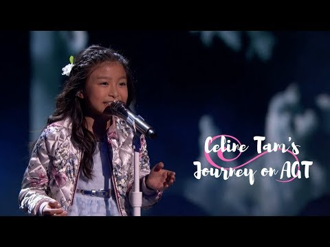 Celine Tam's Journey on AGT