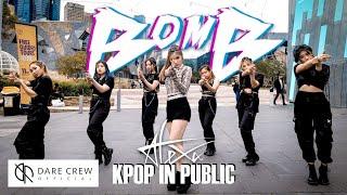 [KPOP IN PUBLIC] AleXa (알렉사) – Bomb Dance Cover by DARE 데어 Australia