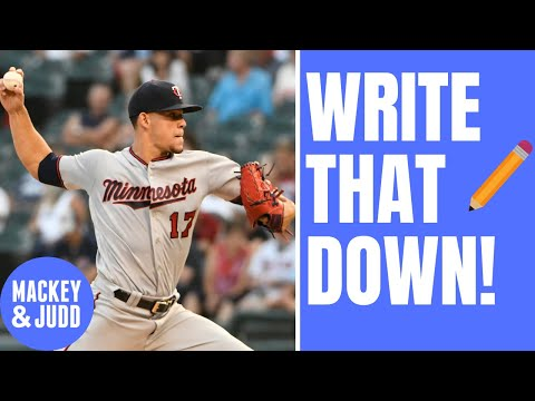 'Jose Berrios will be traded to the San Diego Padres' - WRITE THAT DOWN