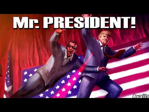 Play Mr.President Simulator Online