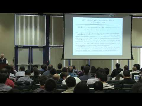 Vladimir Vapnik (Columbia University and Facebook): Intelligent Mechanisms of Learning