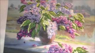 видео Картины Сваровски