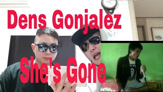 Orang Korea reaksi She's gone - Dens Gonjalez MP3