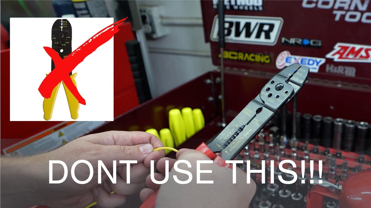Does Your Wiring Suck? TRY THIS!