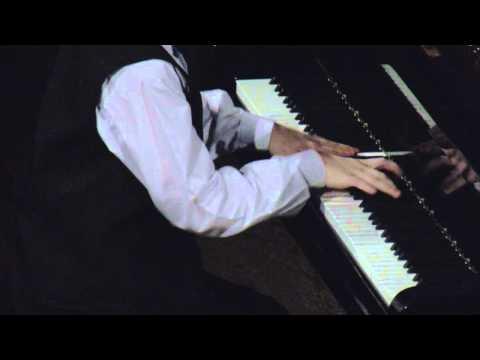 Malofeyev Aleksandr (Russia). Tchaikovsky -- Pletnev. «Andante maestoso» from suite «The Nutcracker»