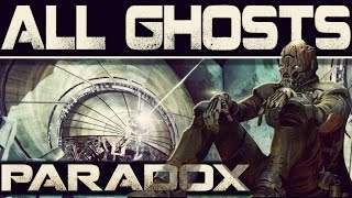 "DESTINY "" ALL GHOSTS FOUND "" 