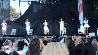 Going Nowhere - Fifth Harmony Live in Redmond