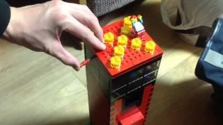 レゴ ガチャガチャV? コンパクト分ける返却機能