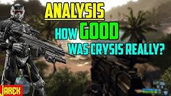 Analysis: How GOOD Was Crysis Really?