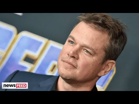 Matt Damon's Daughter ENDED His Use Of 'F-Slur' & Fans Are Furious