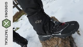 Snow Gear: Outdoor Research Rocky Mountain High Gaiters