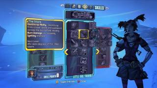 Borderlands 2 Mechromancer Gameplay - How To Get Gaige And Her Skill Tree