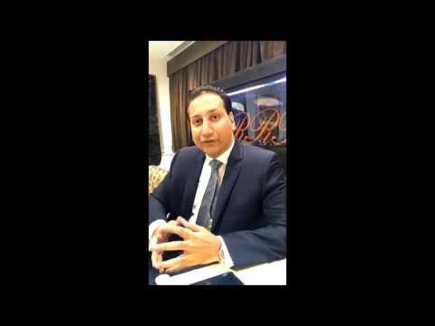 السيد عمران خان، رئيس الكلية، يتحدث حول القبول في الكلية لعام 2016