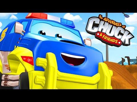 Приключения Чака и его друзей смотреть онлайн мультфильм