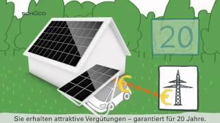 So funktioniert Solarstrom   den eigenen Strom mit Photovoltaik