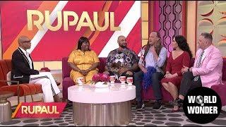 'RuPaul' with Loni Love!