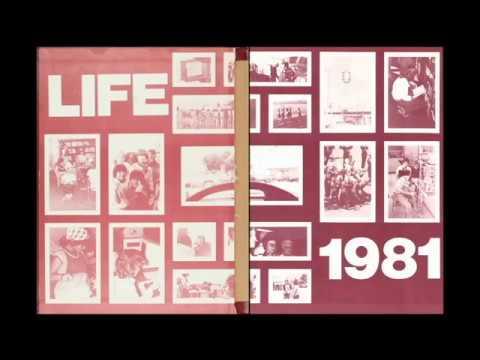 1981 Abernathy High School Yearbook:  The Antelope