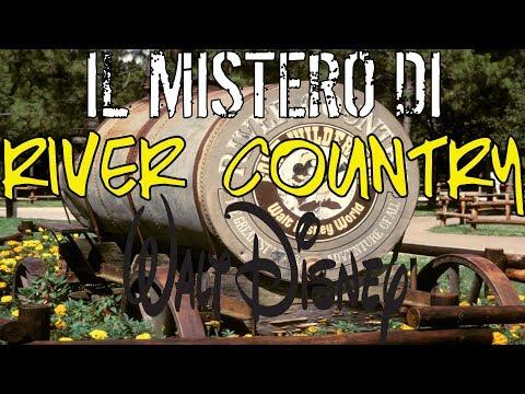 Il Mistero Di River Country (Walt Disney) - Creepypasta [ITA]